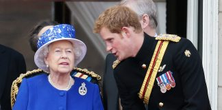 01 Queen Elizabeth II and Prince Harry Photo C GETTY IMAGES
