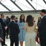 03 The Duchess chats to leading young people in the fields of culture education business and the charitable sector Photo C KENSINGTONROYAL TWITTER