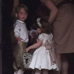 05 Prince George and Princess Charlotte best pictures from Pippa Middletons wedding Photo C GETTY IMAGES