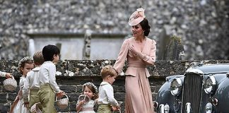 06 Prince George and Princess Charlotte best pictures from Pippa Middletons wedding Photo C GETTY IMAGES