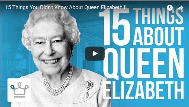 15 Things You Didnt Know About Queen Elizabeth II
