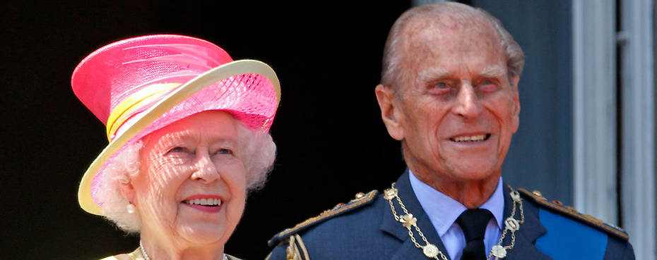 BREAKING NEWS Prince Philip to stand down from official duty Photo (C) GETTY IMAGES