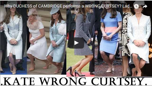 Brigid presents the proper way of curtsying as well as some history behind the gesture. Enjoy