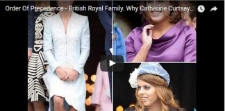British Royal Family. Why Catherine Curtseys To Princesses Beatrice & Eugenie