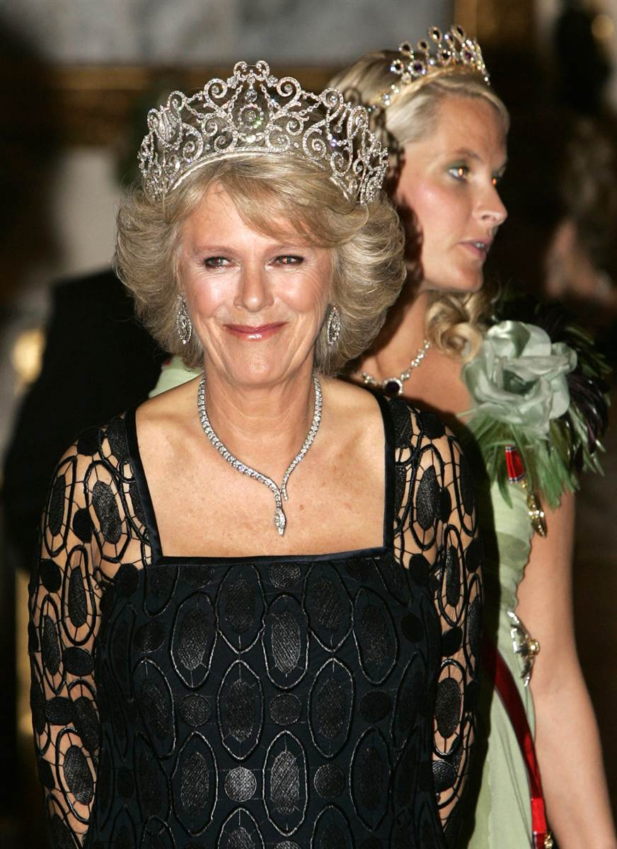 Camilla Parker Bowles Photo (C) GETTY IMAGES