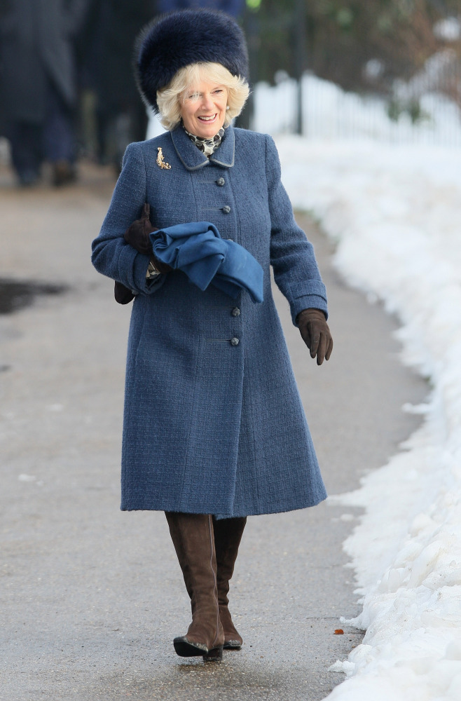 Camilla Parker Bowles Photo (C) GCamilla Parker Bowles Photo (C) GETTY IMAGESETTY IMAGES