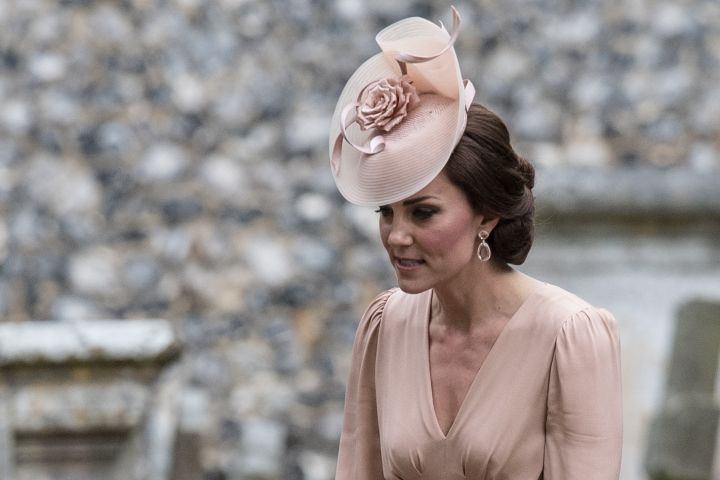 The Duchess is a solid supporter of the arts, once declaring I am a firm believer in the power of art to make a difference Photo (C) GETTY IMAGES