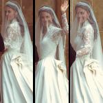 Catherine Duchess of Cambridges Wedding Photo C GETTY IMAGES 0009.