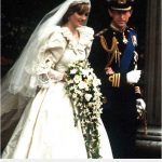 David designed Princess Diana's dress Picture Jayne Fincher Princess Diana Archive Getty Images