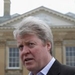 Earl Spencer pictured is demanding changes to a forthcoming TV documentary which claims he wanted to walk alone behind Princess Dianas coffin at her funeral