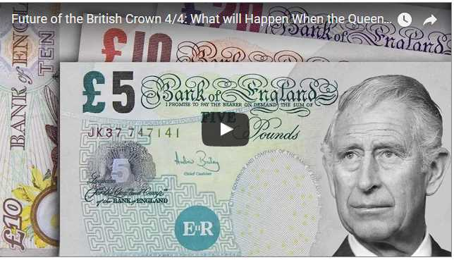 Future of the British Crown What will Happen When the Queen Dies
