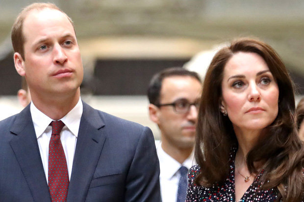 GONE Prince Wills and Kate have lost their top housekeeper Photo C GETTY IMAGES