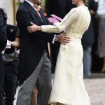 Guests arrived at Pippa Middleton Wedding 0020