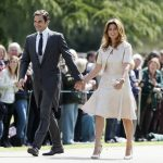 Guests arrived at Pippa Middleton Wedding 0021