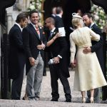 Guests arrived at Pippa Middleton Wedding 0022