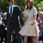 Guests arrived at Pippa Middleton Wedding 0026