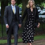 Guests arrived at Pippa Middleton Wedding 0030