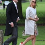 Guests arrived at Pippa Middleton Wedding 0033