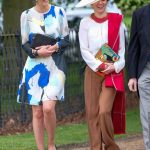 Guests arrived at Pippa Middleton Wedding 0037