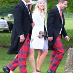Guests arrived at Pippa Middleton Wedding 0039