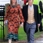 Guests arrived at Pippa Middleton Wedding 0042