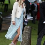 Guests arrived at Pippa Middleton Wedding 0044