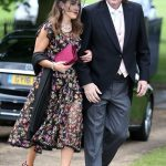 Guests arrived at Pippa Middleton Wedding 0046