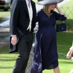 Guests arrived at Pippa Middleton Wedding 0047
