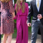 Guests arrived at Pippa Middleton Wedding 0051