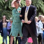 Guests arrived at Pippa Middleton Wedding 0066