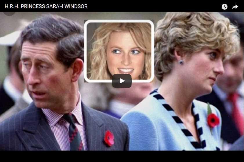 H.R.H. Princess Sarah Windsor