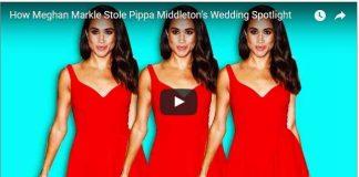 How Meghan Markle Stole Pippa Middleton's Wedding Spotlight