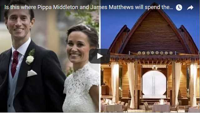 Guests arrived at Pippa Middleton Wedding 0018