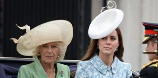 Kate Middleton Got on Camilla Parker Bowles's Nerves Photo (C) GETTY IMAGES