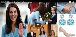 Kate Middleton's Royal Visit to Luxembourg