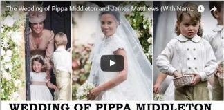 Kate mirrors scene from her own wedding as she helps sister Pippa Middleton with her veil The strikingly similar photos show the sisters tending to each other's dresses