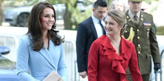 Kate touches down in Luxembourg for whirlwind one day visit Photo C GETTY IMAGES