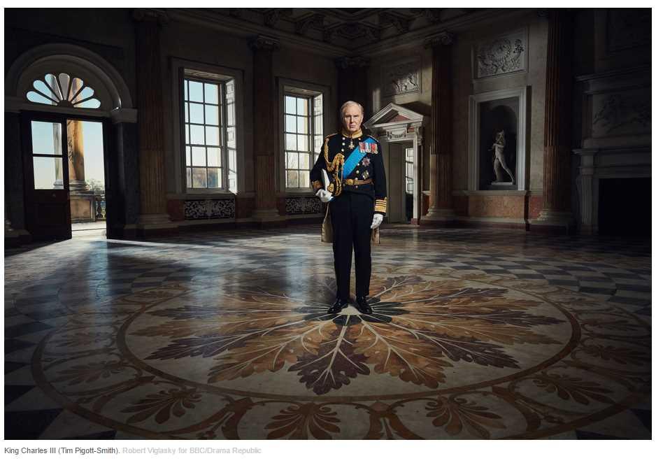 King Charles III (Tim Pigott-Smith)