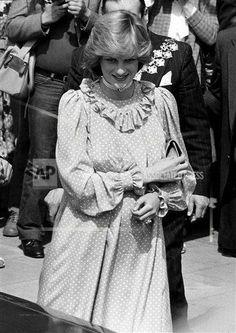 Princess Diana Pregnant Photo (C) GETTY IMAGES