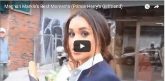 Meghan Markles Best Moments Prince Harrys Girlfriend