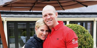 Mike Tindall has spoken about wife Zara's miscarriage for the first time Photo (C) GETTY IMAGES