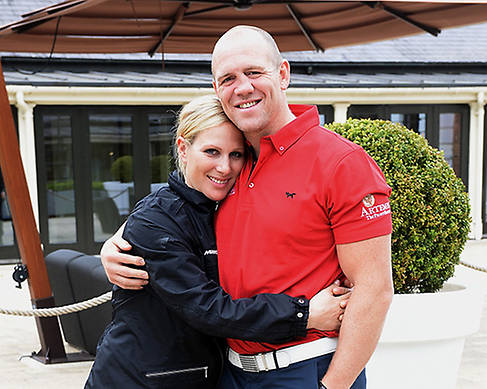 Mike Tindall opens up about wife Zaras tragic miscarriage for the first time Photo C GETTY IMAGES