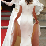 Pippa's bridesmaid's dress at Kate's wedding stole the show