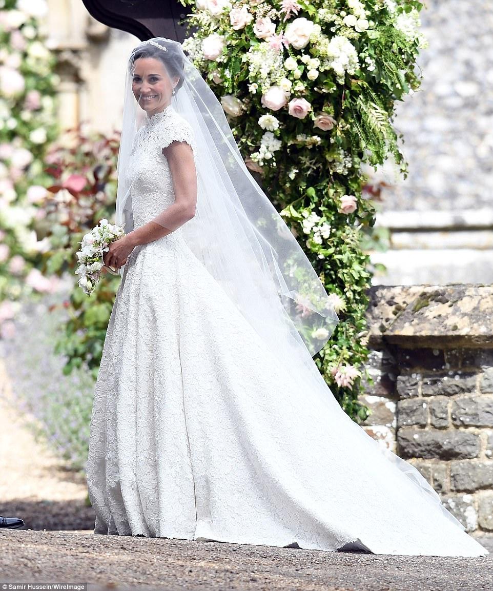 Pippa Middleton Wedding 0015