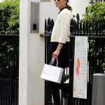 Pippa Middleton has been seen picking up beauty products at the exclusive Santi London spa in Kensington just five days before her wedding