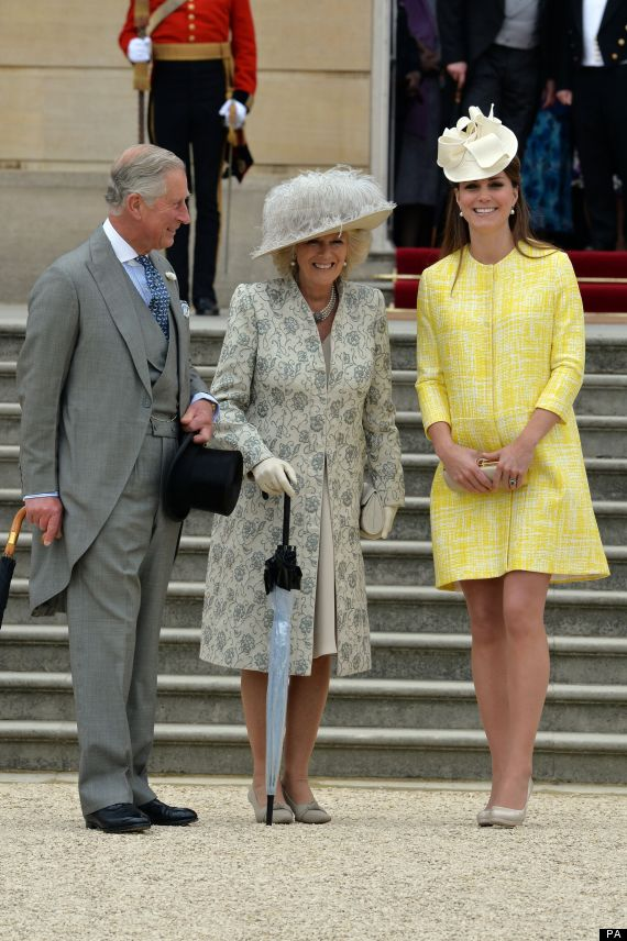Prince Charles and Camilla Parker Bowles Photo C GETTY IMAGES 0043