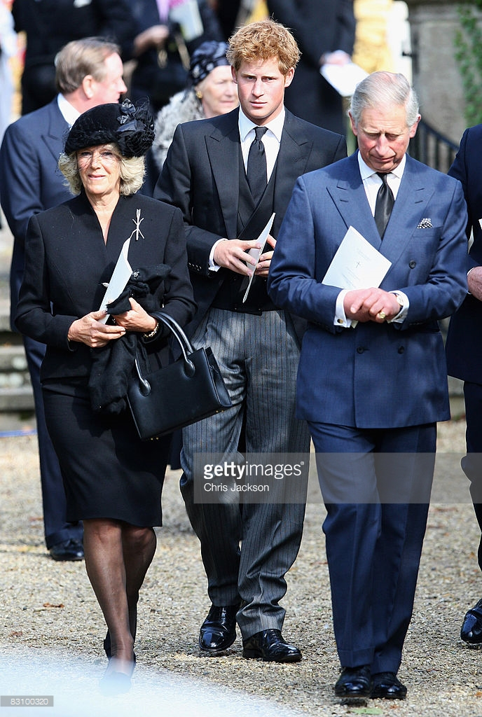 Prince Charles and Camilla Parker Bowles Photo C GETTY IMAGES 0172