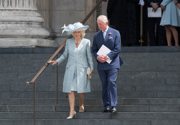 Prince Charles and Camilla Parker Bowles Photo C GETTY IMAGES 0256