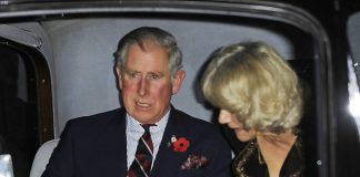 Prince Charles and Camilla Parker Bowles Photo C GETTY IMAGES 0263