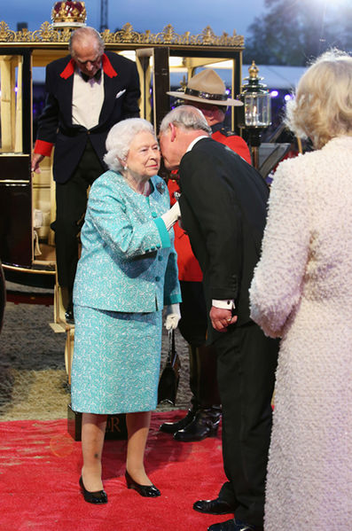 Prince Charles and Camilla Parker Bowles Photo (C) GETTY IMAGES